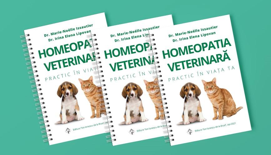 Primul ghid de homeopatie veterinară din România